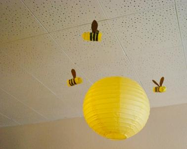 Three Little Bees