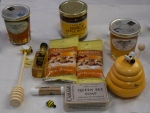 Honey-themed prizes
