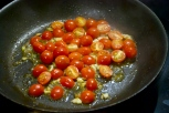 Add the tomatoes