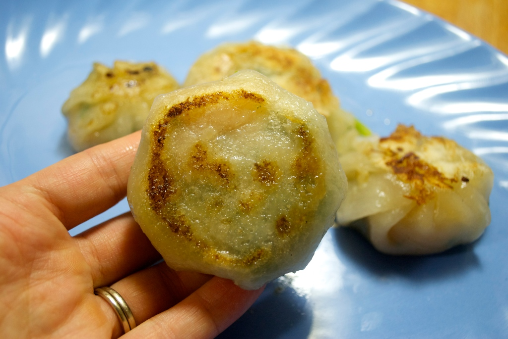Adventures in Dim Sum: Chive Dumplings