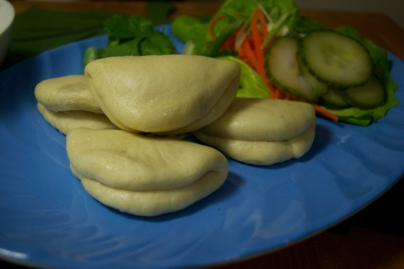 Asian Style Steamed Buns