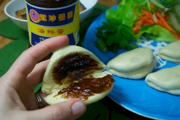 Add Hoisin Sauce (buy a good-quality brand, it really will make a difference!)