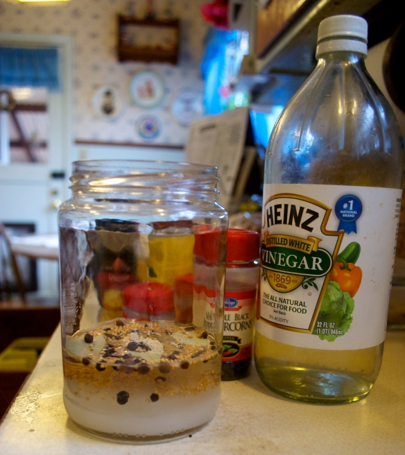 Pickling Mixture for Herring