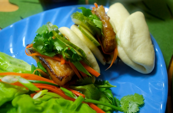 I love you steamed buns!