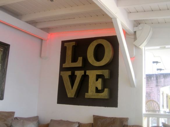 The Hotel Love Lounge
