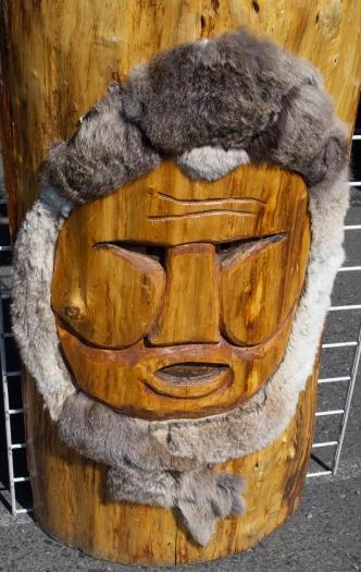 Alaskan Carving