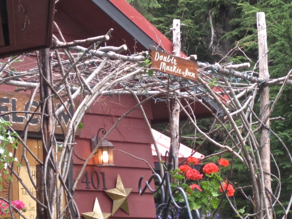 Double Musky Inn in Girdwood, AK