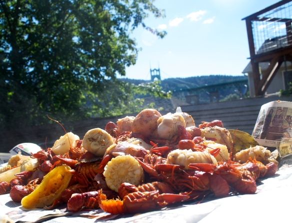 Portland Crawfish Boil