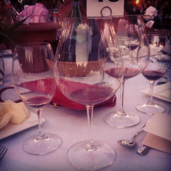Wine, glorious wine, at IPNC 2013