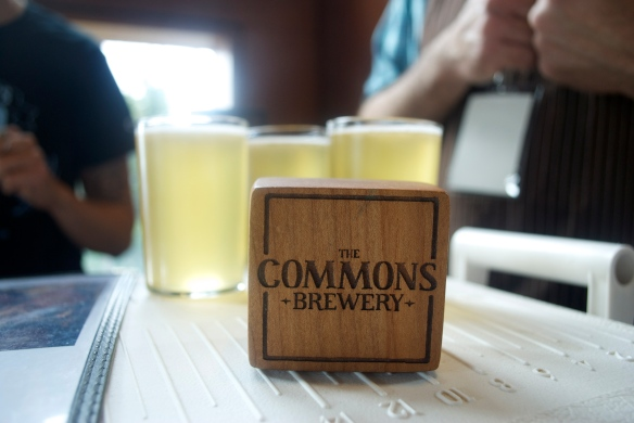 The Commons Brewery Gose