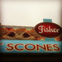 Nothing beats these scones. Nothing.