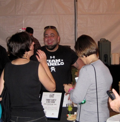 Duff Goldman of Charm City Cakes