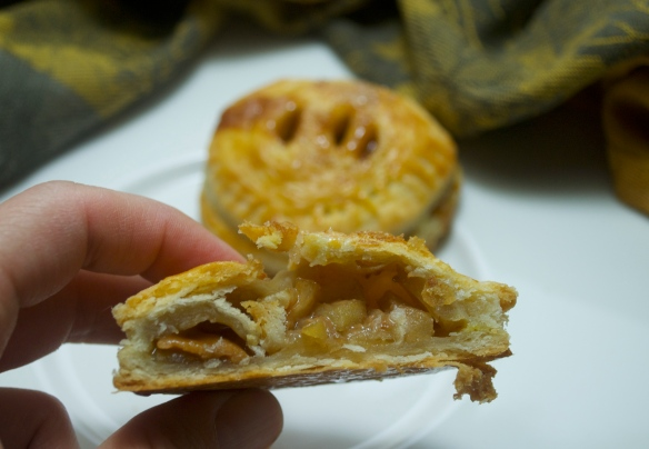 Salted Caramel Apple Hand Pie