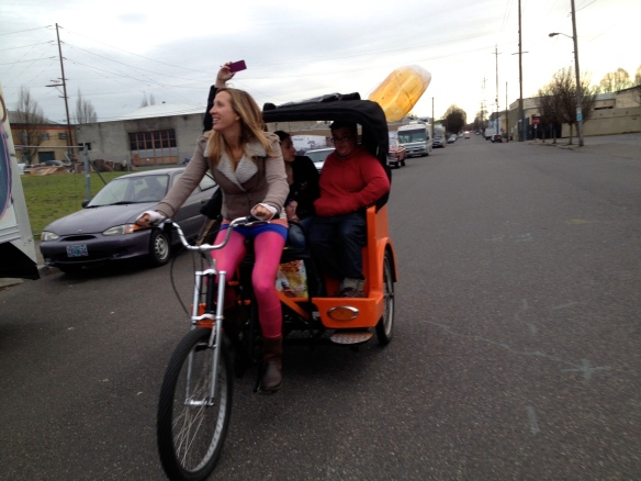 Pedicab Adventure