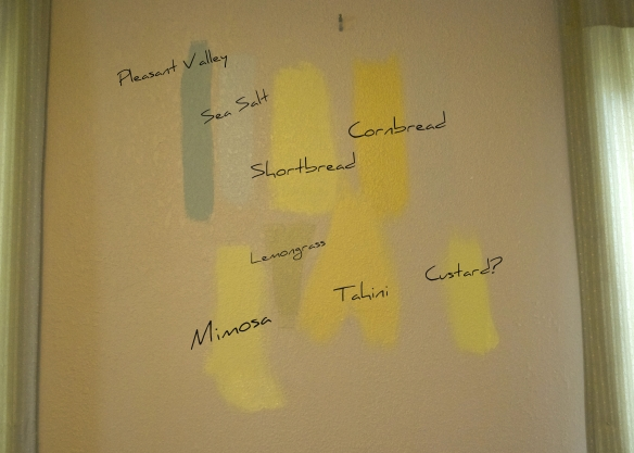 tasty sounding paint colors