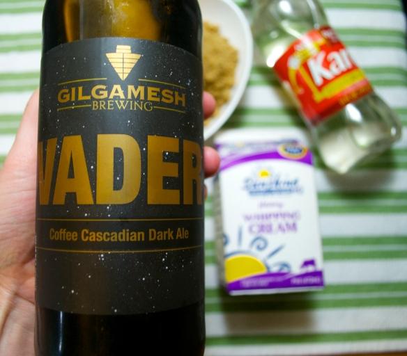 Salted Beer Caramels