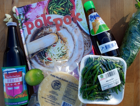 Cooking from the Pok Pok Cookbook