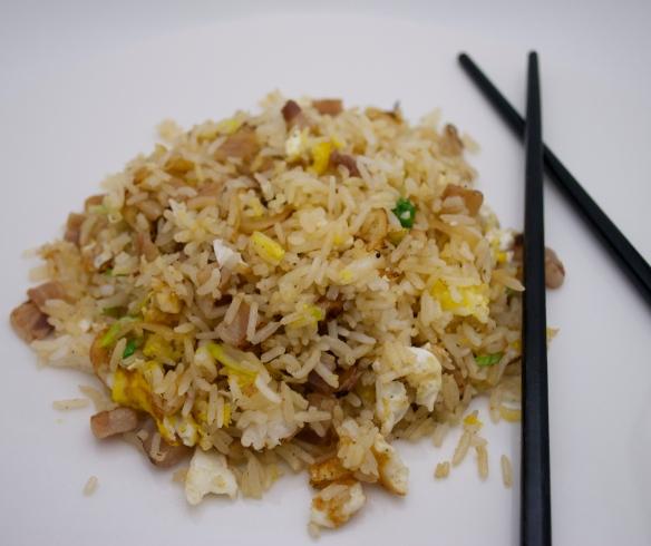 Khao Phat Muu (Thai fried rice with pork)