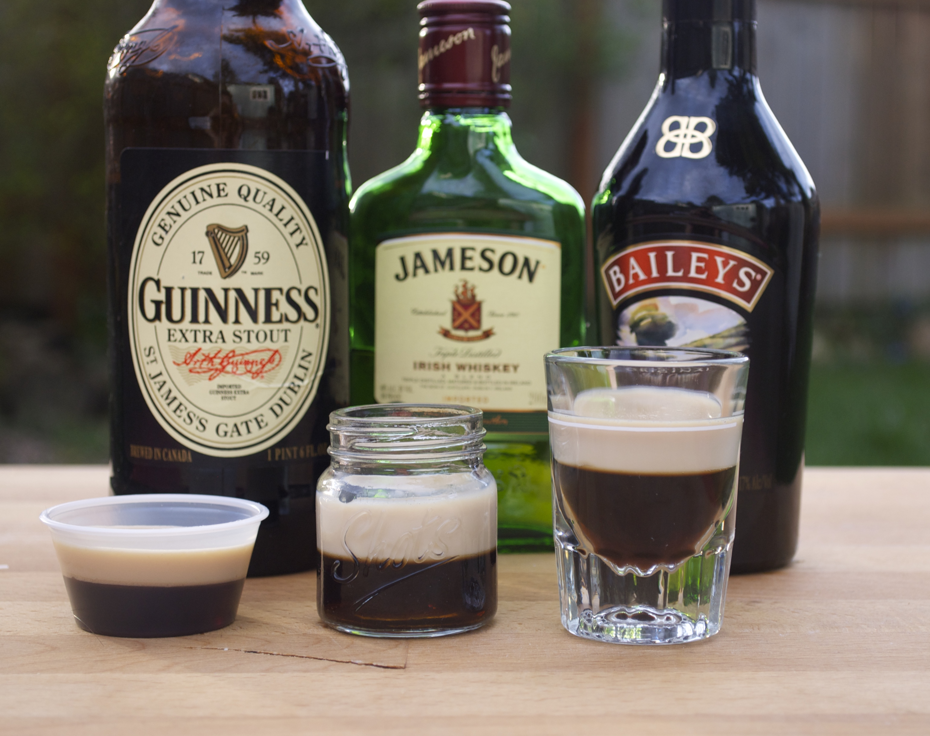 What S In A Car Bomb Drink