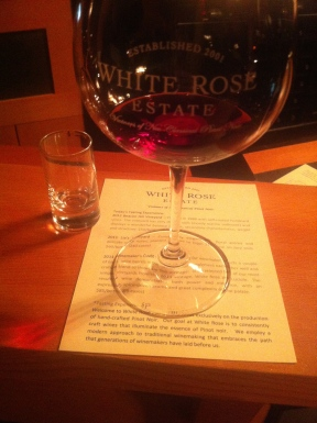 White Rose Estate, Dayton, OR