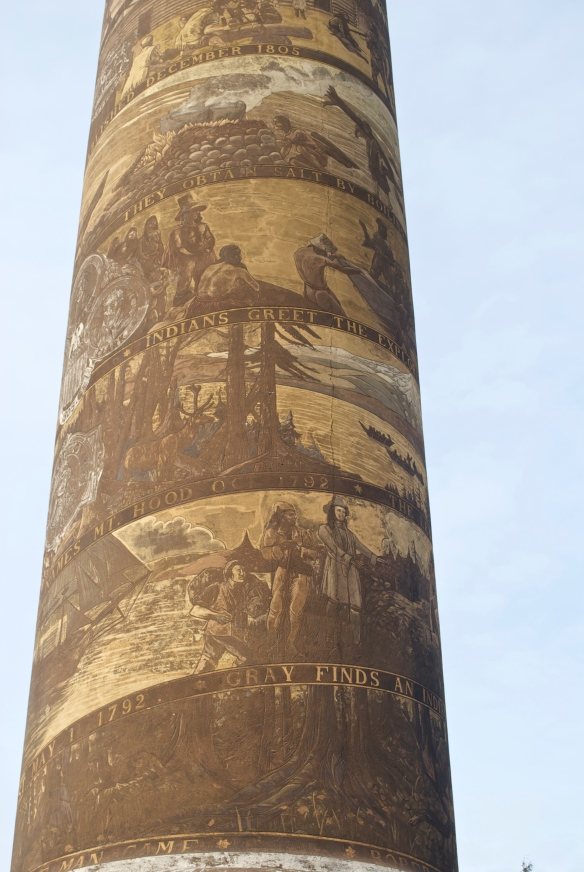 Astoria Column, Astoria, OR