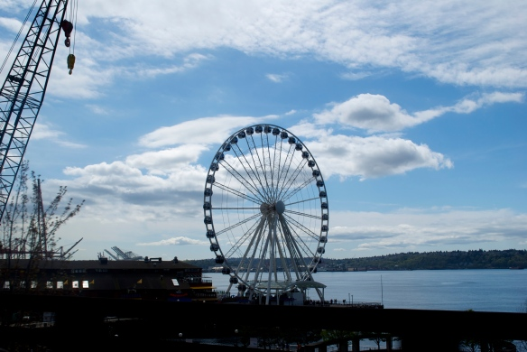 The Great Wheel, Seattle, WA