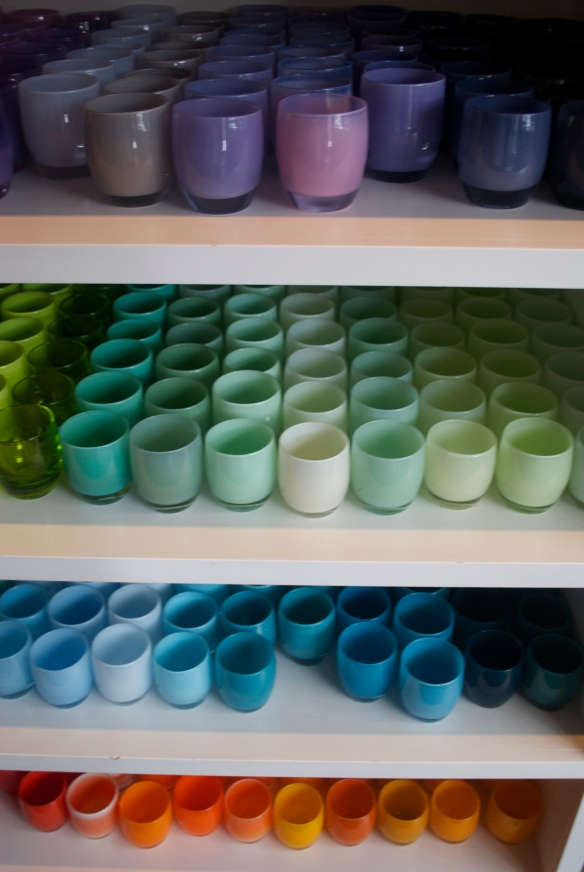 Blown Glass at Glassy Baby