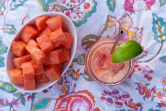 Watermelon Agua Fresca