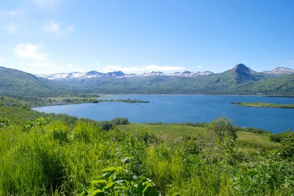 Sometimes Island, Kodiak, Alaska