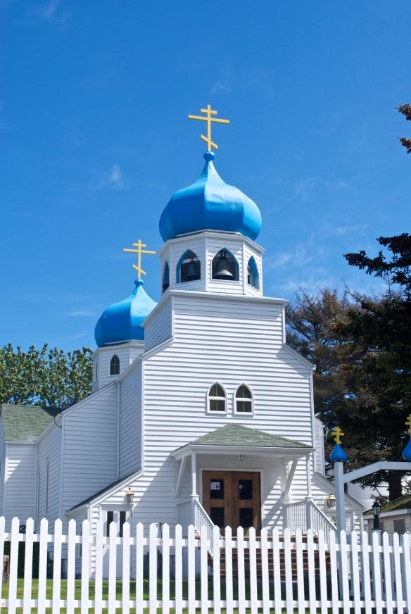 Kodiak, AK Russian Orthodox Church