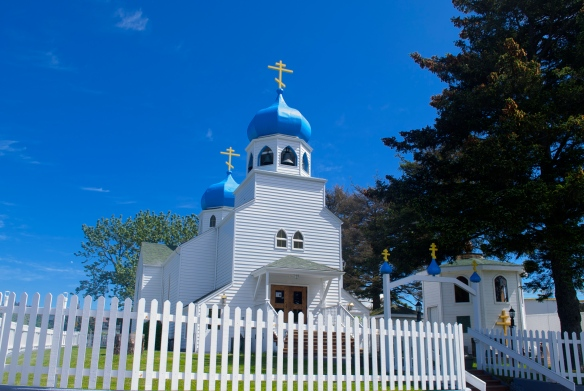 Russian Orthodox Church in Kodiak, AK