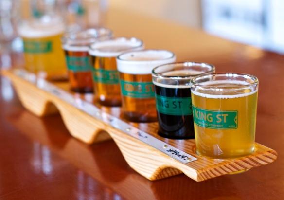 King Street Brewing Company, Anchorage, AK
