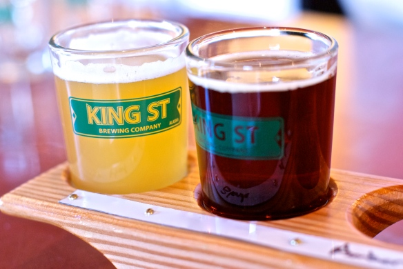 King Street Brewing Company, Anchorage, AK