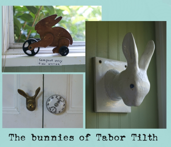 Bunnies of Tabor Tilth