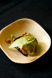 Green Tea Beignet