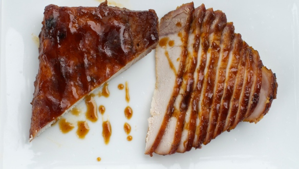 Homemade Chinese BBQ Pork Loin