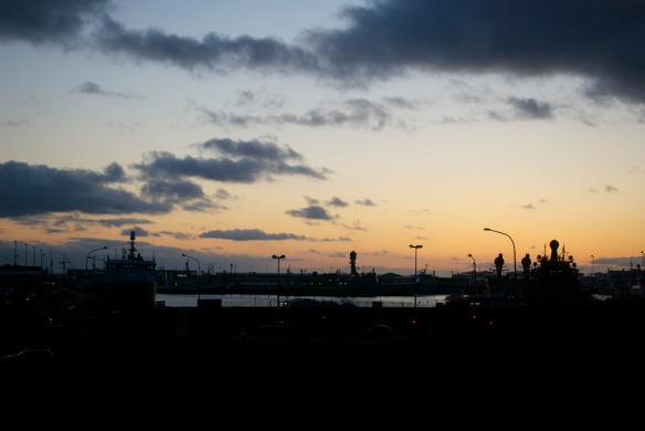 Midnight in Reykjavik