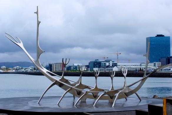 Sólfar, Reykjavik, Iceland