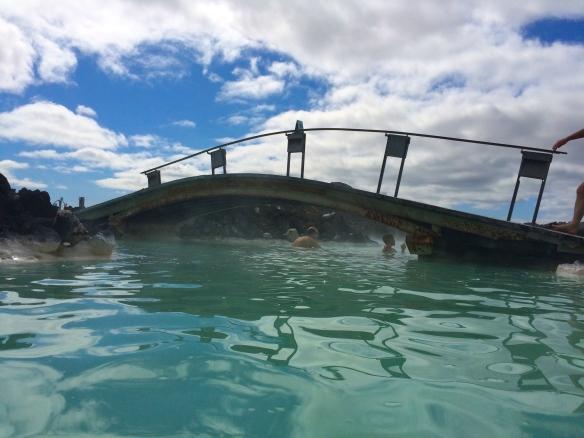 Inside the Blue Lagoon